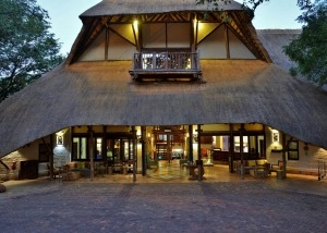 Exterior View - Victoria Falls Safari Lodge