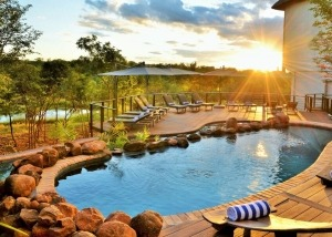 Pool - Victoria Falls Safaris Lodge